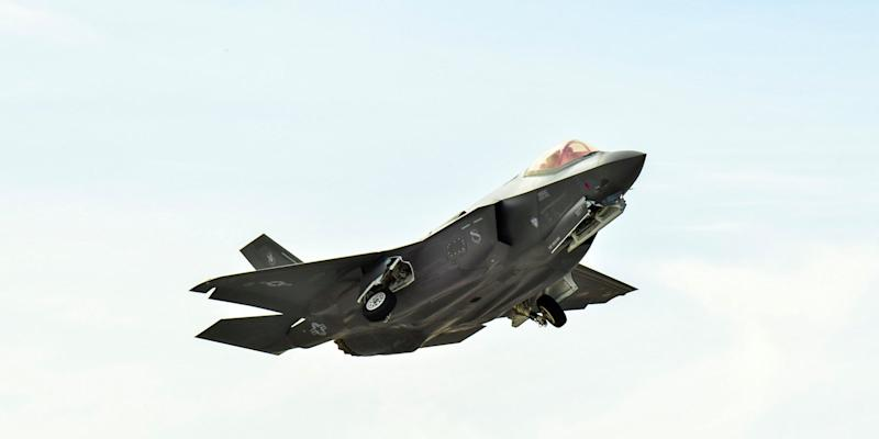 F-35A red flag
