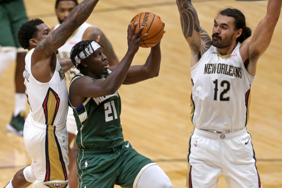 Jrue Holiday, Milwaukee Bucks