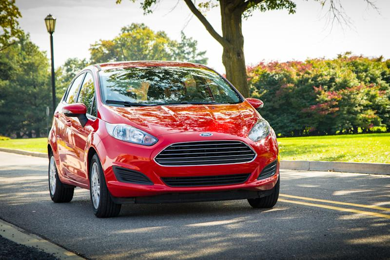 2014 Ford Fiesta is affordable, peppy, fuel sipper