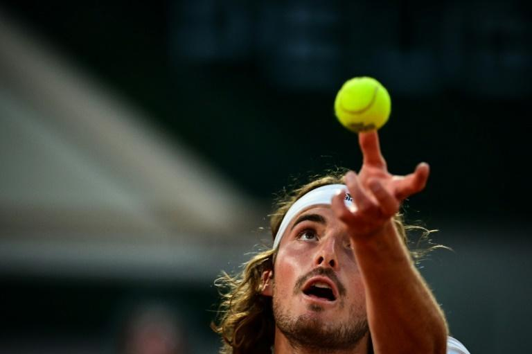 Tstisipas is hoping to reach his maiden Grand Slam final