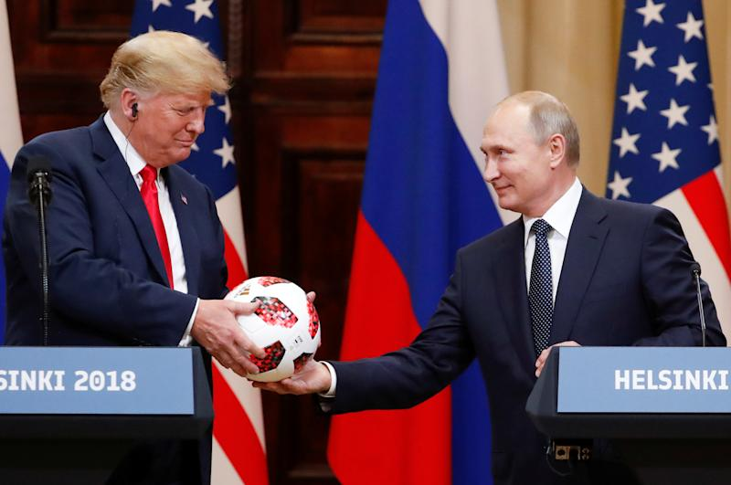 Trump sheds light on his crucial error at Putin summit