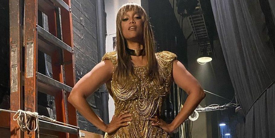 "Tyra Banks Denies ""Housewives Ban"" on 'DWTS' and Says She Thinks Someone's Trying to Create Drama"
