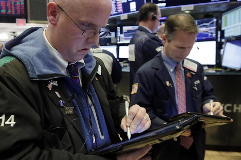 Market: The markets dropped for a second time in a week (AP)