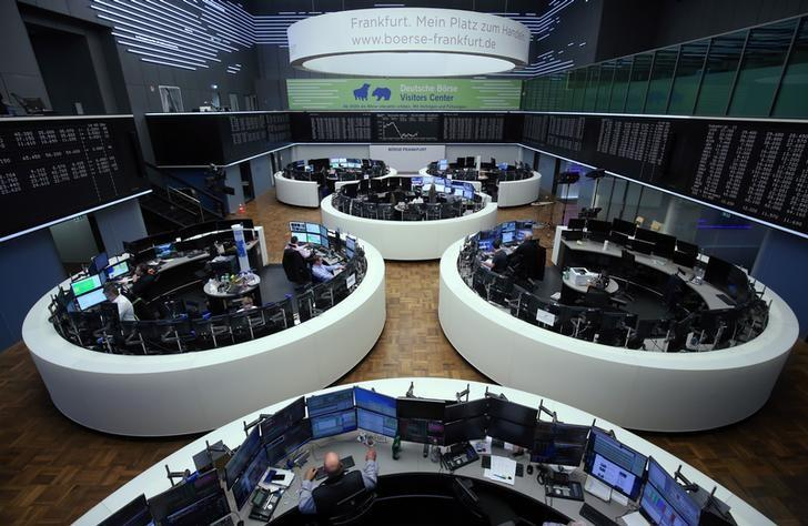 European stock exchanges working well in extreme conditions