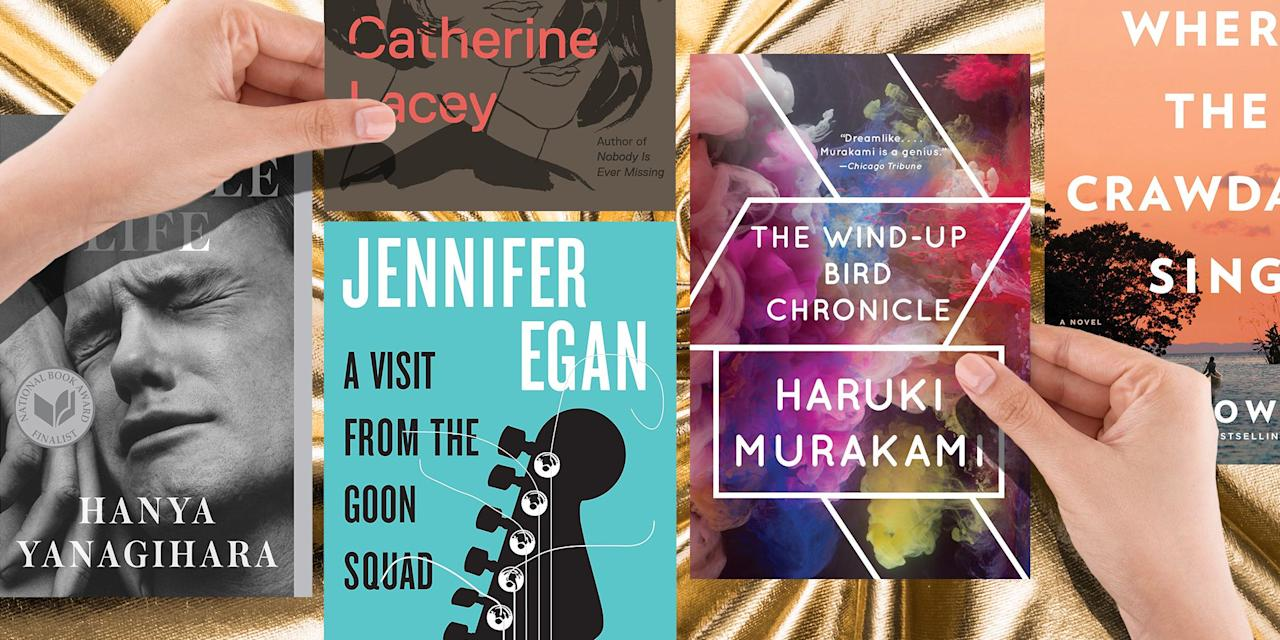 <p>There's something you should know about our staff here at BestProducts.com: We love ourselves a good book. And we have strong feelings about the ones we've read. So we asked our editors to share the top fictional reads they've been breezing through this season. Get their recommendations here! </p>