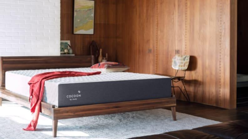 The Cocoon mattress claims to keep sleepers cool during the night.