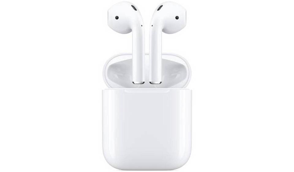 Apple AirPods With Charging Case (2nd Generation) (Photo: HuffPost UK)