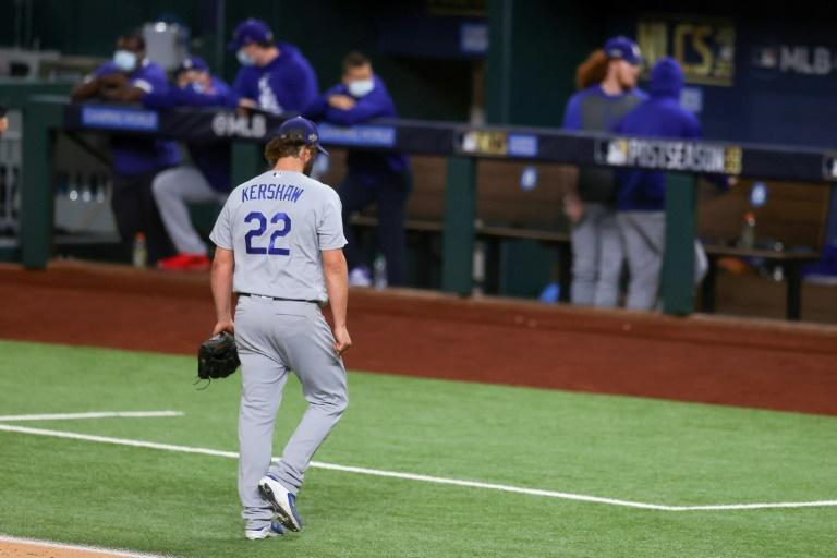 Los Angeles Dodgers ace Clayton Kershaw will pitch game one of Major League Baseball's World Series against the Tampa Bay Rays