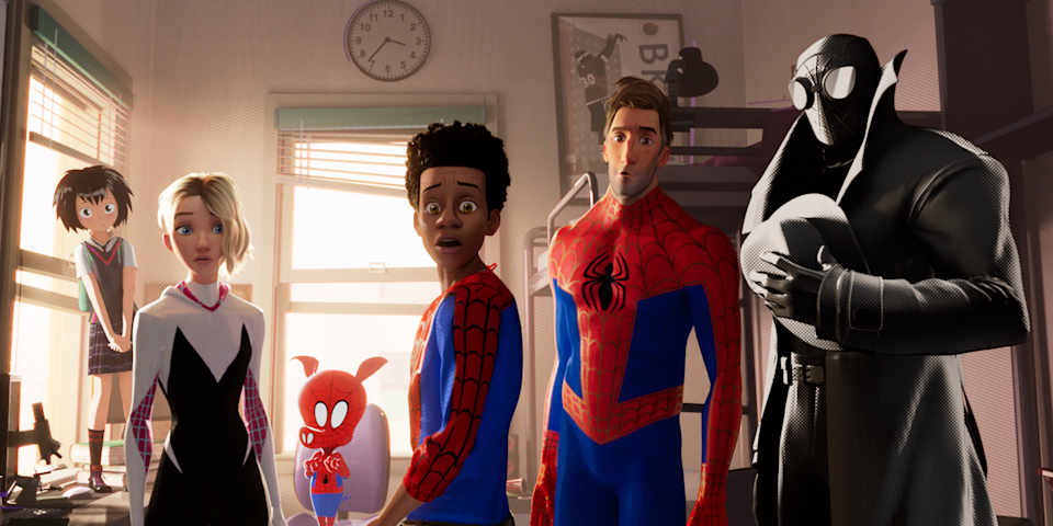 An Aussie Spider-Man nearly featured in 'Spider-Man: Into the Spider-Verse'