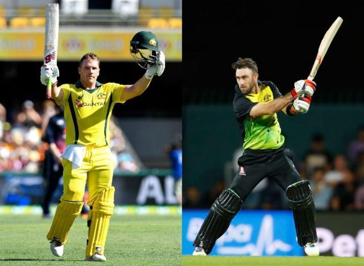Aaron Finch and Glenn Maxwell are known for making tall scores in T20Is