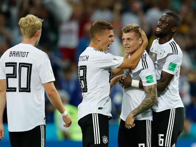 World Cup 2018: Mats Hummels says Germany's dramatic win over Sweden could be their turning point
