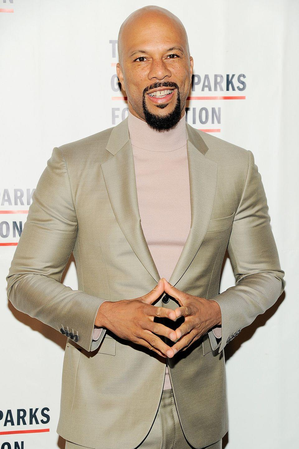 """<p>The famed rapper and now actor has been living the sober life for quite some time now, despite the temptations that come with living that stereotypical musician lifestyle. </p><p>H/T: <a href=""""https://books.google.com/books?id=ziYEAAAAMBAJ&pg=PA108&lpg=PA108&dq=rapper+common+doesn%27t+drink+alcohol&source=bl&ots=vkv0SNR8ku&sig=Y53YZ5SMwE6jUouHbWiO6sXArHg&hl=en&sa=X&ved=0ahUKEwi8n42klb7VAhVBWCYKHc5dBgsQ6AEIcDAO#v=onepage&q&f=false"""" rel=""""nofollow noopener"""" target=""""_blank"""" data-ylk=""""slk:Vibe"""" class=""""link rapid-noclick-resp"""">Vibe</a></p>"""