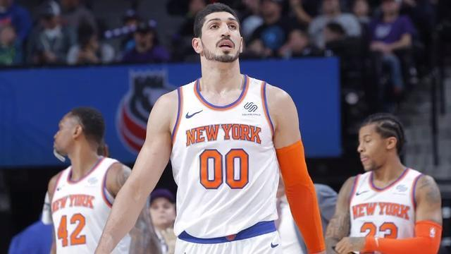 "Knicks center Enes Kanter's father, Mehmet, has reportedly been charged by the Turkish government with ""membership in a terror group,"" according to the Associated Press."