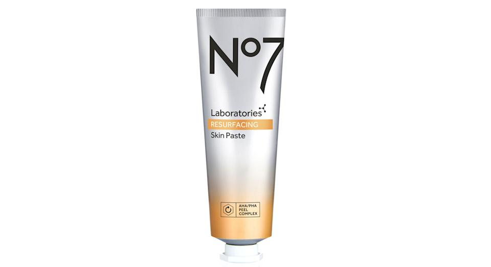 No7 LABORATORIES RESURFACING Skin Paste