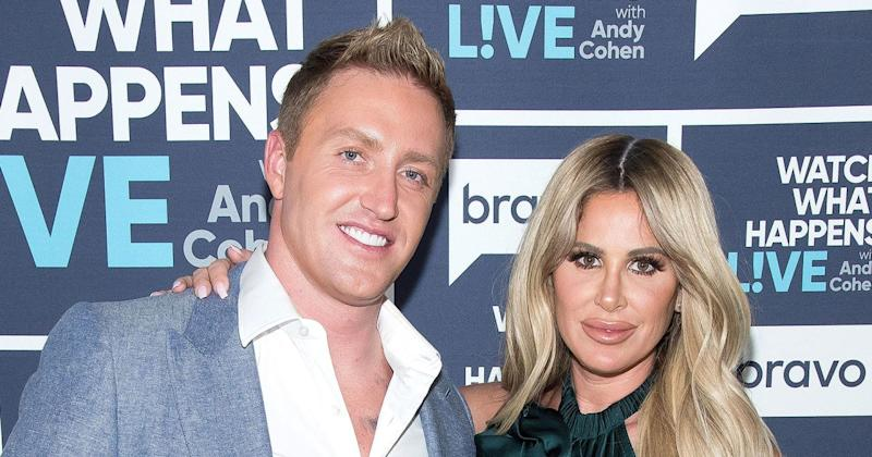 Kim Zolciak-Biermann Wishes Her 'Obsession' Kroy Biermann a Happy Birthday in Sweet Post