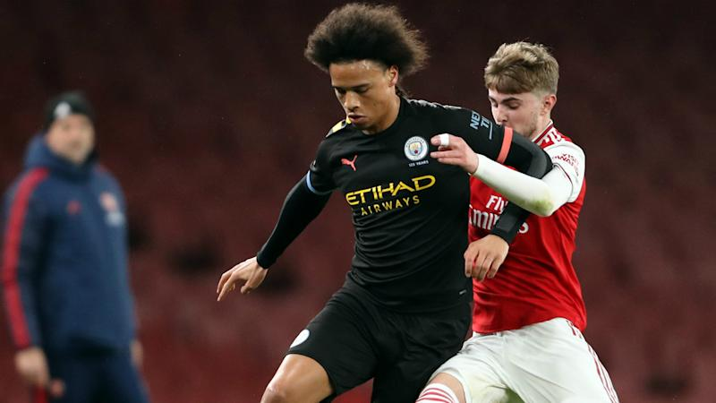 Leroy Sane feeling confident after making return in boost for Man City