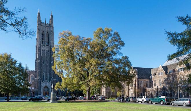 Duke University apologises over professor's email asking Chinese students to speak English