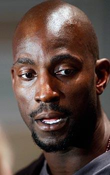 Kevin Garnett has been a passionate voice in two key players union meetings