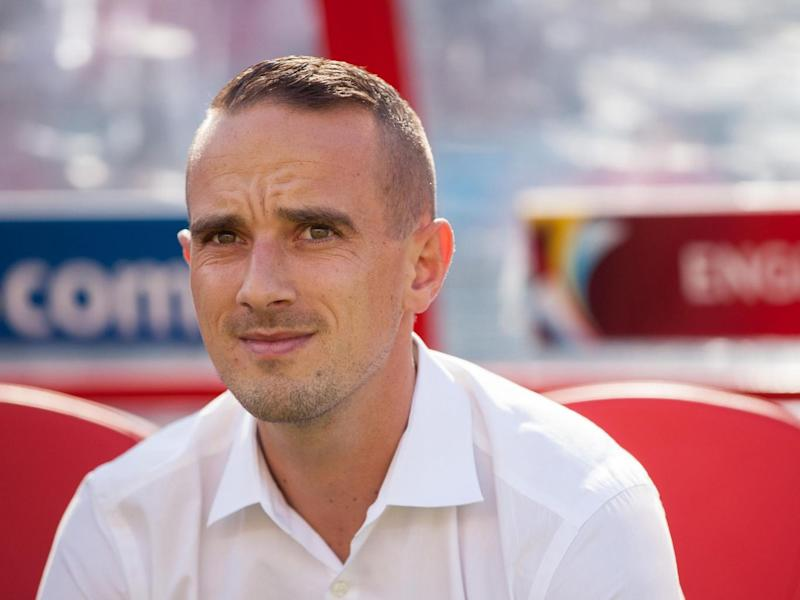 Mark Sampson will take England to the Euros in Netherlands this season (Getty)