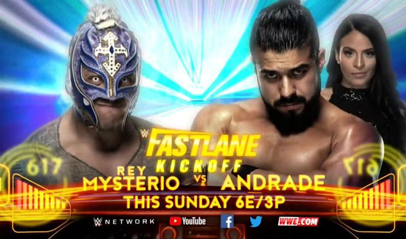 List Of Wwe Papervieuw 2019: Full Match Card Set For WWE Fastlane 2019 PPV After Smackdown
