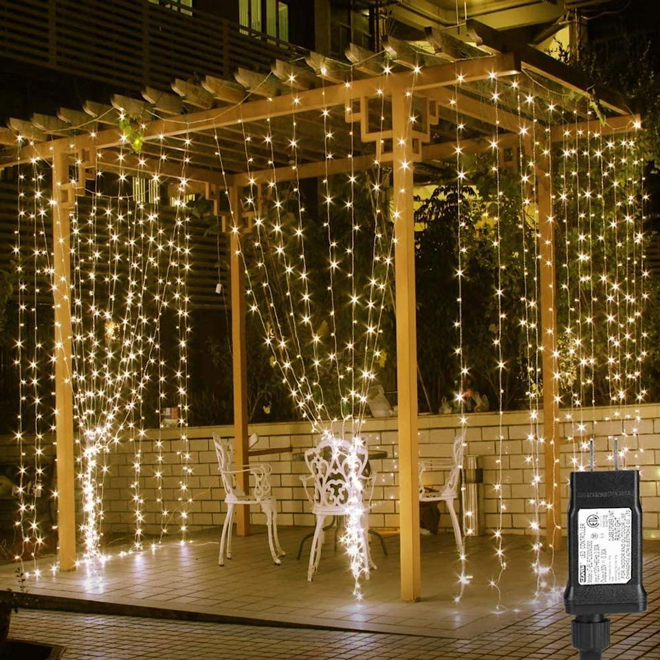 LED Fairy String Lights in Warm White (Credit: Getty)