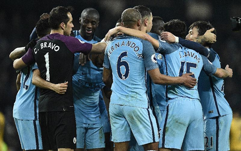 Manchester City accept Football Association anti-doping charge
