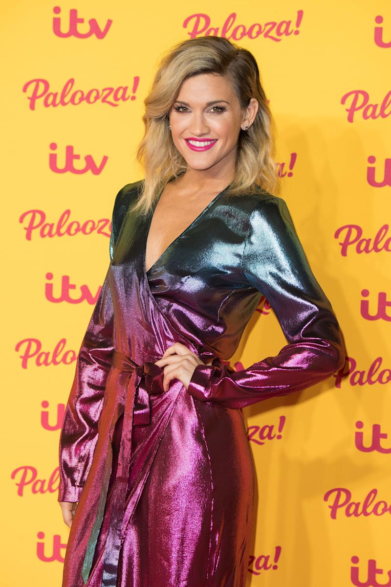 Ashley Roberts (Photo: Jeff Spicer via Getty Images)