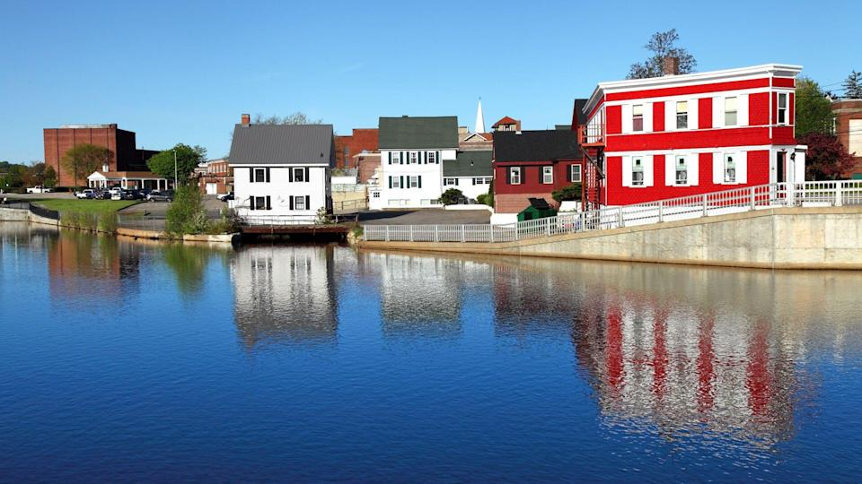Laconia is a city in Belknap County, New Hampshire, United States.