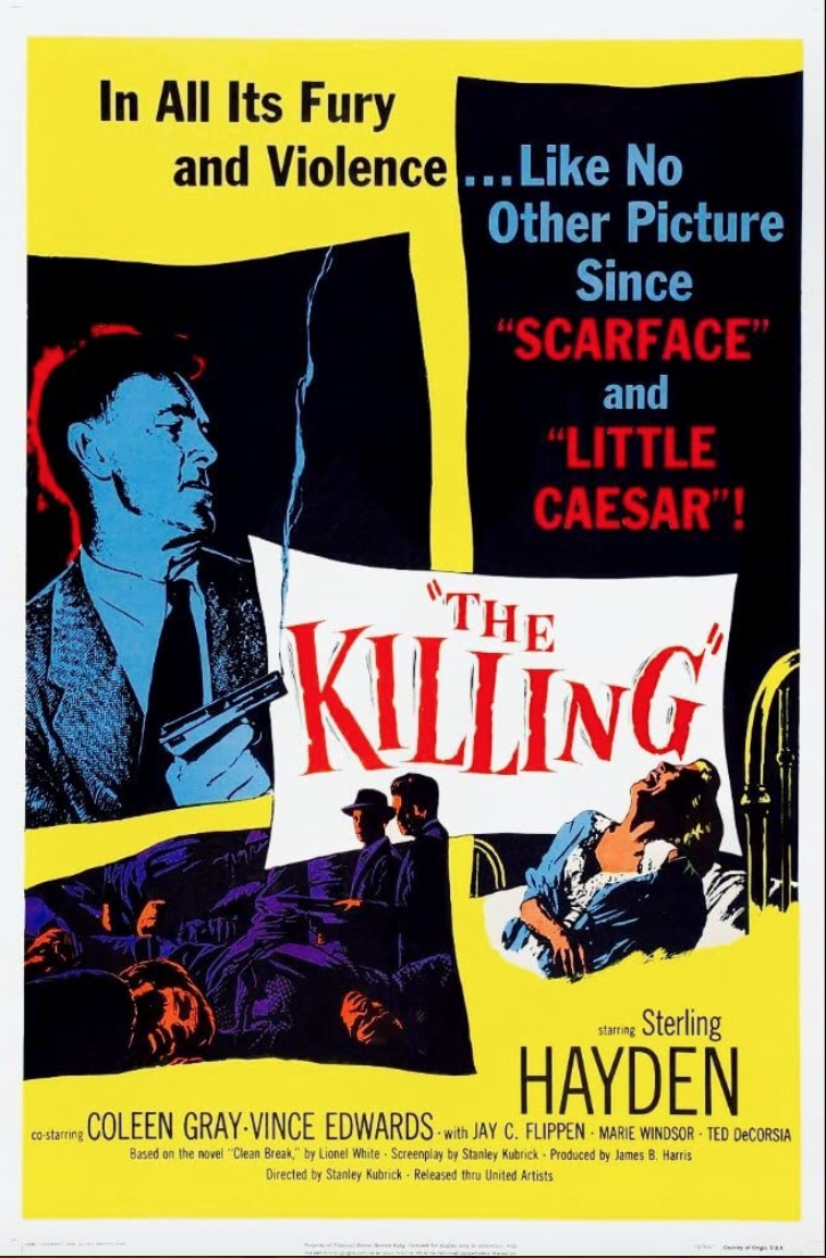 """<p>And ... another legendary director tackling the gangster genre. This one: Stanley Kubrick. Kubrick was early into his career when he directed <em>The Killing</em>, which, sure, maybe isn't a """"gangster film"""" in the same way as others on this list, but makes for an amazing crime drama.</p><p><a class=""""link rapid-noclick-resp"""" href=""""https://www.amazon.com/Killing-Sterling-Hayden/dp/B002Q30XG0/ref=sr_1_1?dchild=1&keywords=The+Killing+%281956%29&qid=1619533762&s=instant-video&sr=1-1&tag=syn-yahoo-20&ascsubtag=%5Bartid%7C2139.g.36133257%5Bsrc%7Cyahoo-us"""" rel=""""nofollow noopener"""" target=""""_blank"""" data-ylk=""""slk:STREAM IT HERE"""">STREAM IT HERE</a></p>"""