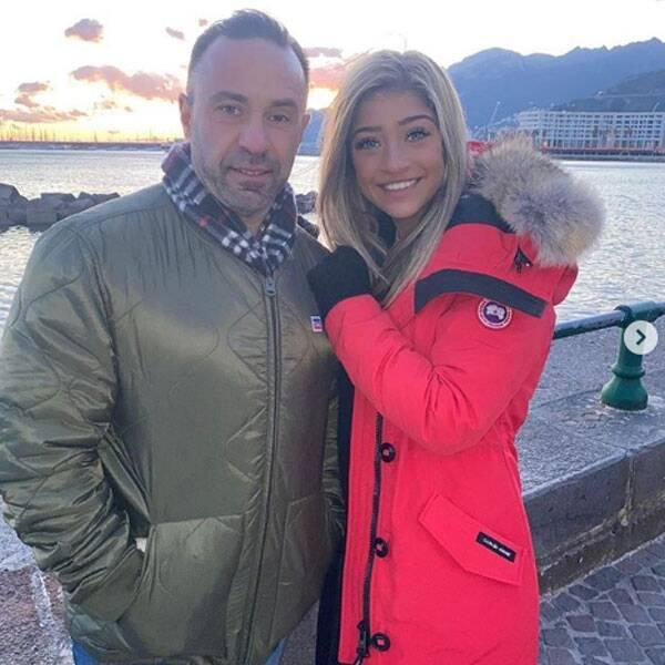 Joe Giudice Reunites With Daughters in Italy for the First Time in Almost a Year