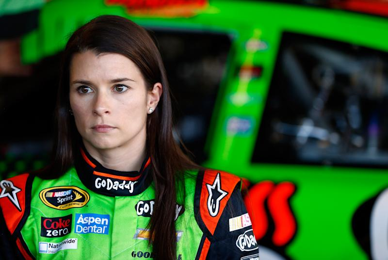 Danica Patrick says freezing her eggs was inspiration for her lifestyle book
