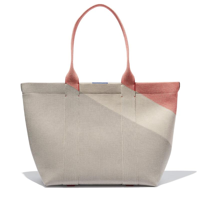 The Essential Tote in Desert Sand.