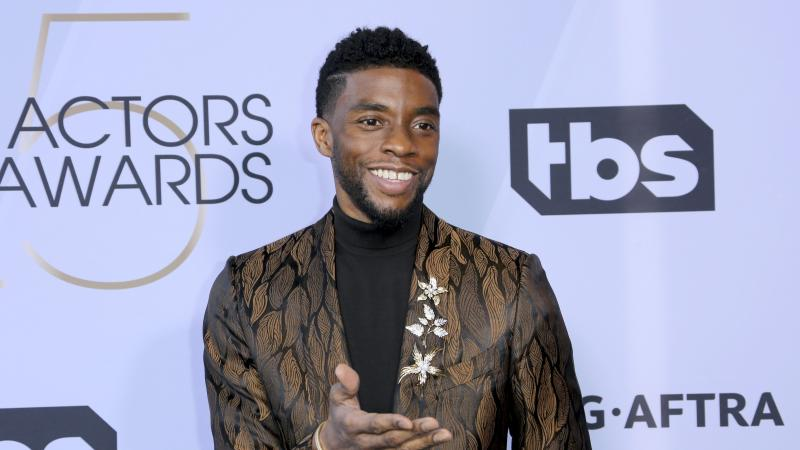 MTV VMAs begin with tribute to Black Panther star Chadwick Boseman