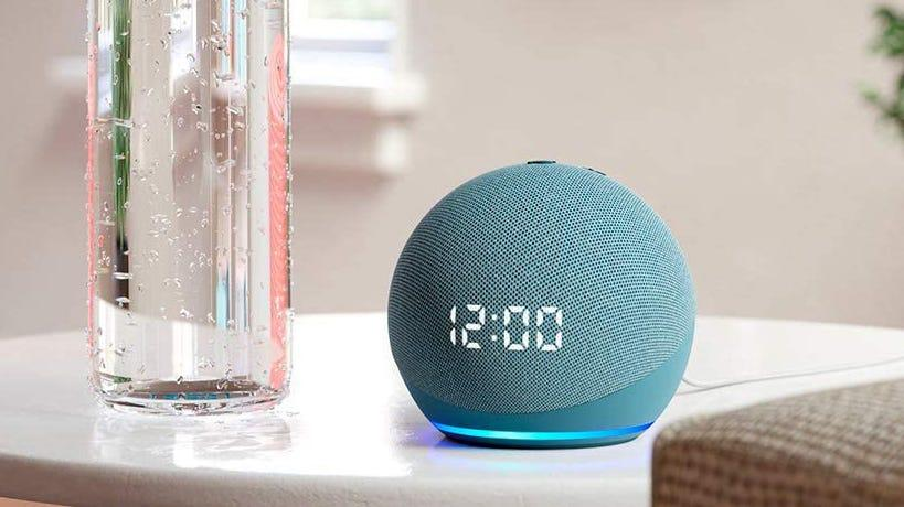 Amazon Prime Day 2020: New Echo Dot with Clock