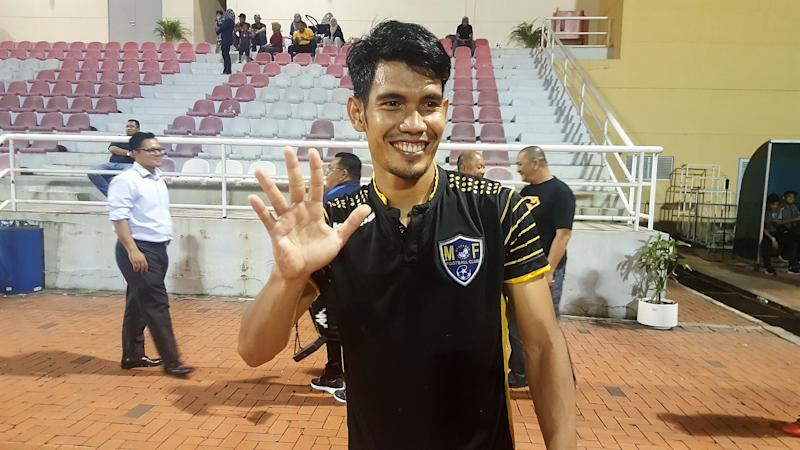 Fakhrullah's five goals a morale boost for MOF's FAM Cup campaign and second round tie against Selangor