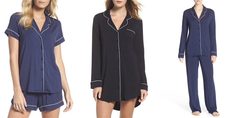 Best gifts for mom 2020: Moonlight Lingerie Pajamas