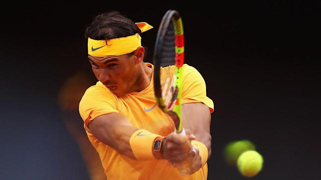 'Greatest' ever Nadal beats Zverev to clinch Italian title