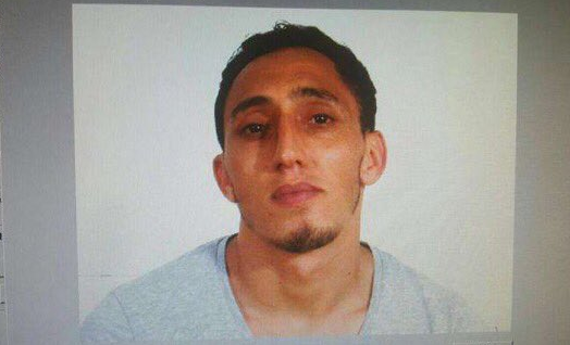 The man police sources say rented the van that was used in the attack