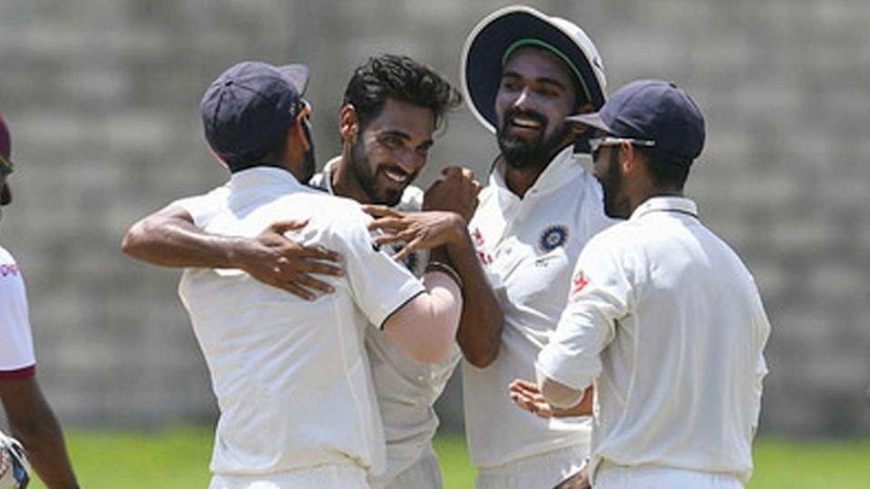 Bhuvneshwar Kumar last played a Test match in 2018, during the tour of South Africa.