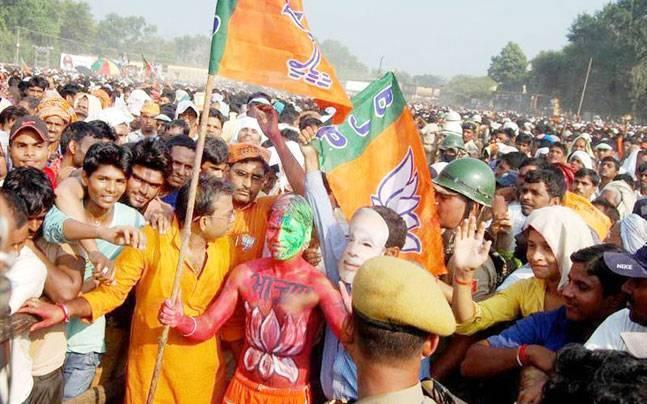 Assembly election results: BJP takes unassailable leads in UP, Uttarakhand; Congress set to win Punjab