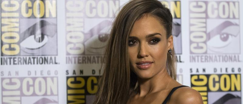 Jessica Alba Wont Do Nude Scenes for a Totally