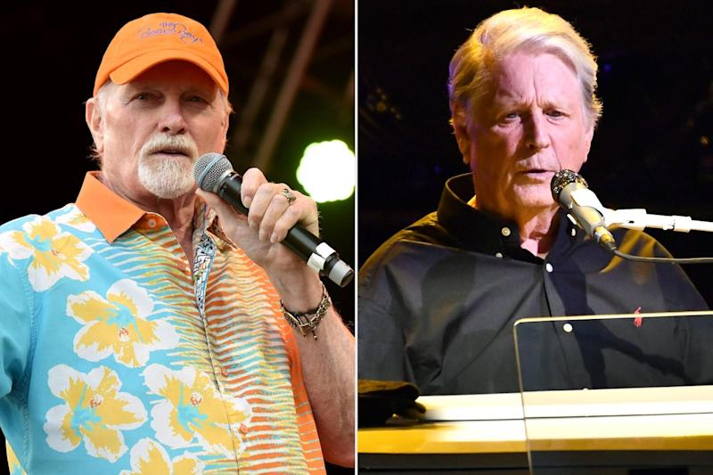 Brian Wilson, Mike Love spar over Beach Boys playing 'trophy hunting' convention
