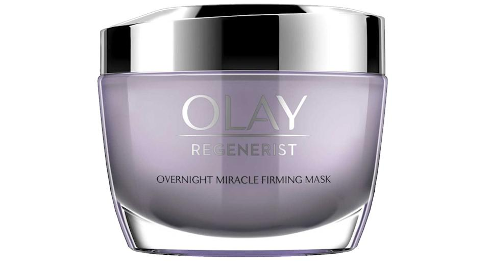 Olay Regenerist Overnight Miracle Firming Face Mask 50Ml