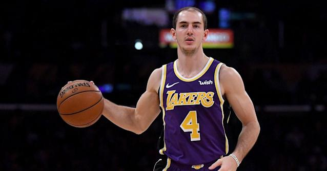 Avery Bradley will be reevaluated after Thanksgiving; Alex Caruso probable for Friday despite strained calf