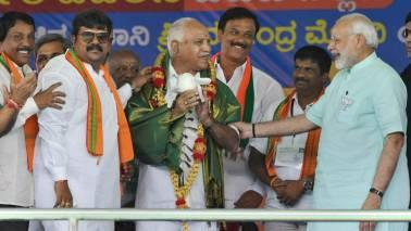 Bharatiya Janata Party's chief ministerial candidate BS Yeddyurappa will be sworn in at Raj Bhavan on May 17 at 9.30 am, reports suggest.