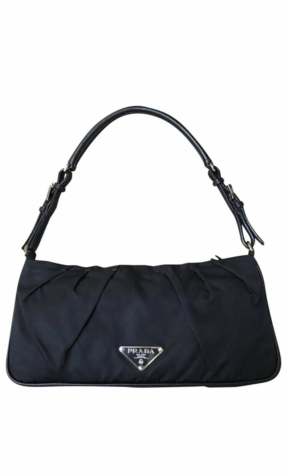 Prada Tessuto shoulder bag (Photo: eBay)