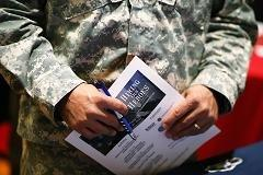 Wall Street firm scouring for veterans to hire
