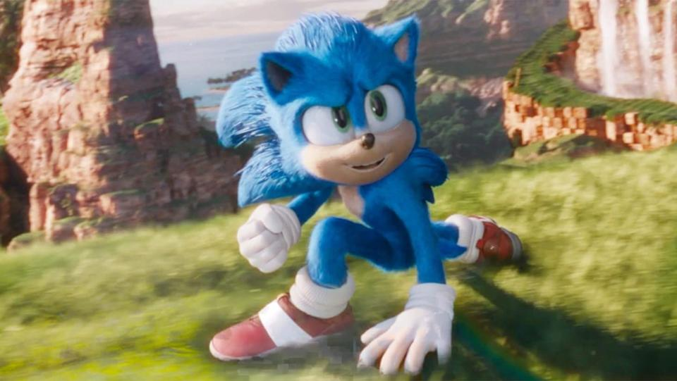 Sonic - Paramount Pictures