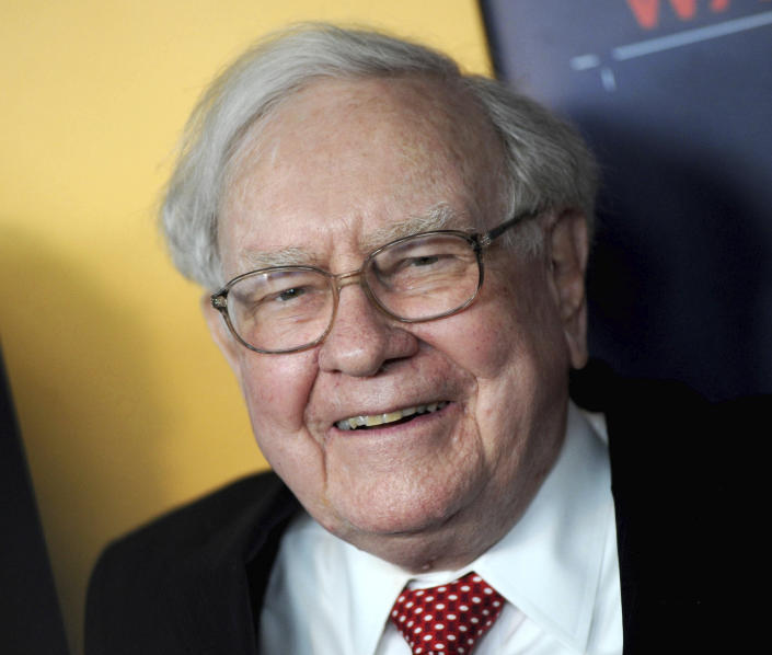 August 30th 2020 - Warren Buffett celebrates his 90th birthday. He was born in Omaha, Nebraska on August 30th 1930. - File Photo by: zz/Dennis Van Tine/STAR MAX/IPx 2017 1/19/17 Warren Buffett at the premiere of