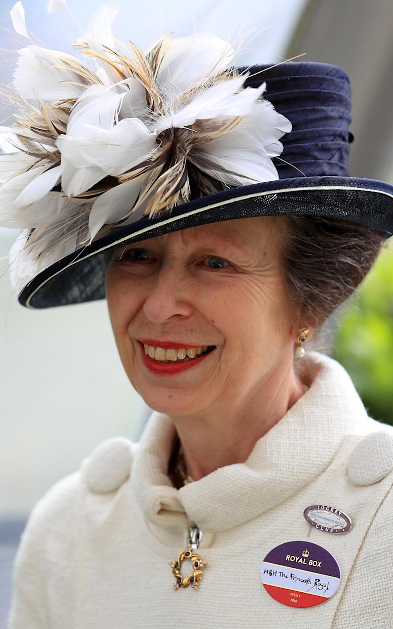 Princess Royal - Credit: David Davies/PA Wire